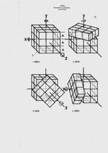 Drawings from Hungarian patent № 170062, entitled